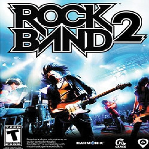Rock Band 2 Playlist