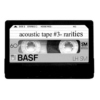 acoustic tape #3 - rarities