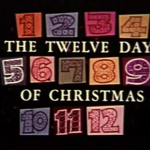 The 12 (x12) Days of Christmas