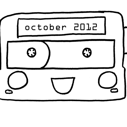 Some Kind of Mixtape - October 2012