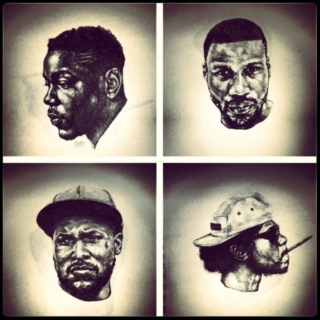 Black Hippy Mix