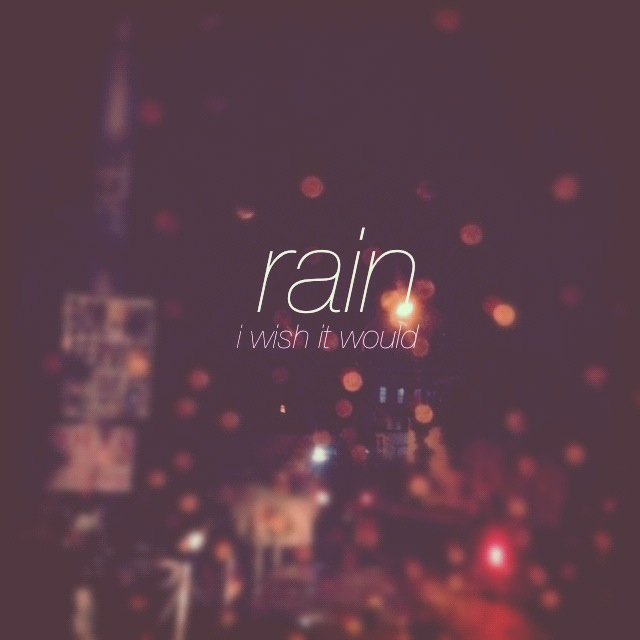 we hate the rain : for those who loves the sadness rain bring.