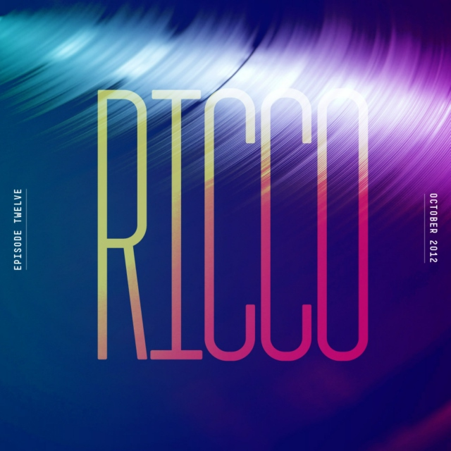 Ricco 12 – It's deep and all about the vocals