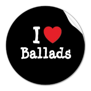Ballads for the heart