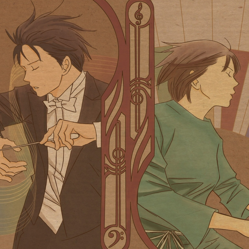 Classical Music Manga Nodame Cantabile Getting First New: Free And Music Playlist
