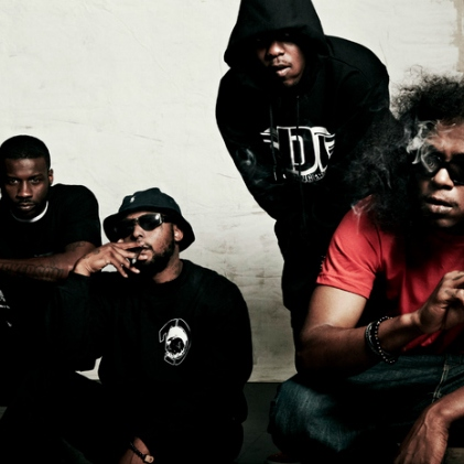 Black Hippy Mix Vol.1