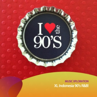 Indonesia 90's R&B