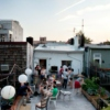 Rooftop party mix.