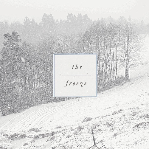 the freeze: a compilation of the cold, cruel winter