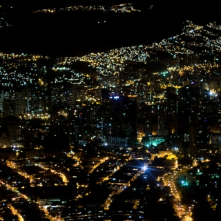 Caracas -  Nights Under Drops of Highness