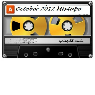 October 2012 Mixtape