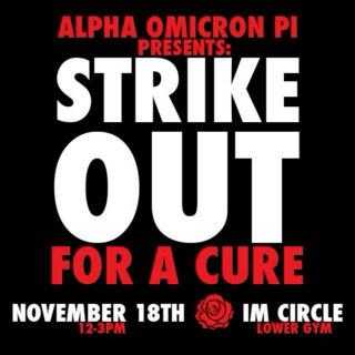 Alpha Omicron Pi: Strike Out Arthritis