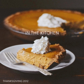In the Kitchen: Thanksgiving