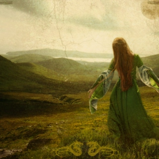 Out of the Mist: Voices of Celtic women
