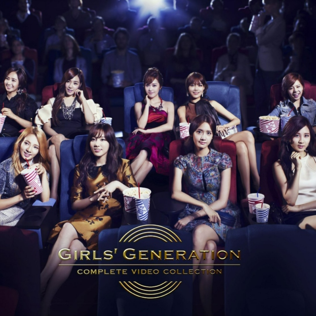 Girls Generation Complete Video Collection