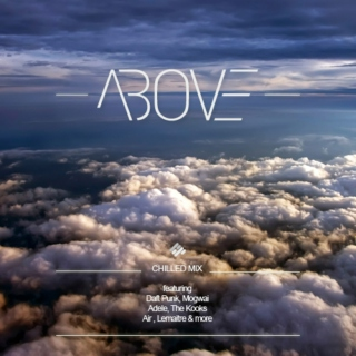 Above