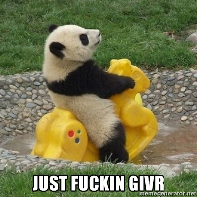 It's Friday, Party Pandas