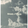 Simply///Enjoy.