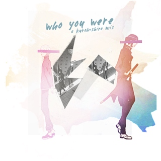 who you were (kuroh/shiro, k project)