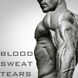 GYM JELLY JAMS: Blood, Sweat, and Tears