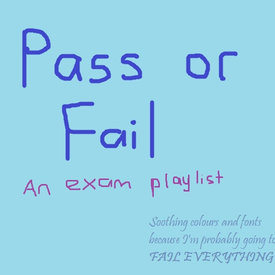 Pass or Fail - an exam mix