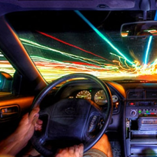 music keeps us entertained, on our endless drive to nowhere, anywhere, everywhere.