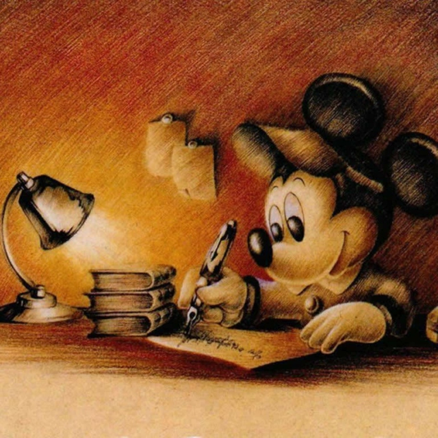 Top Disney Study Mix