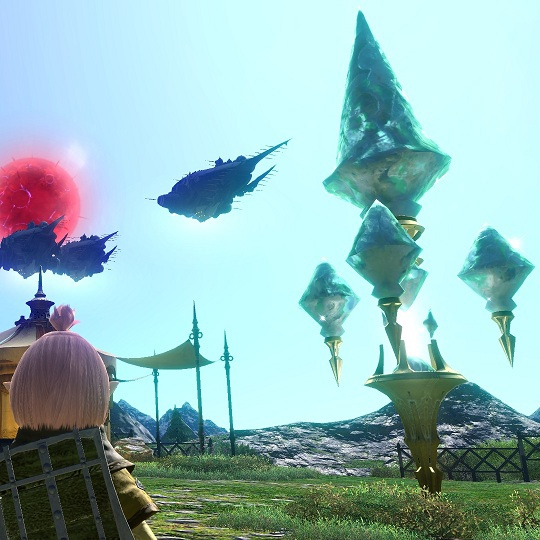 Songs from Final Fantasy XIV