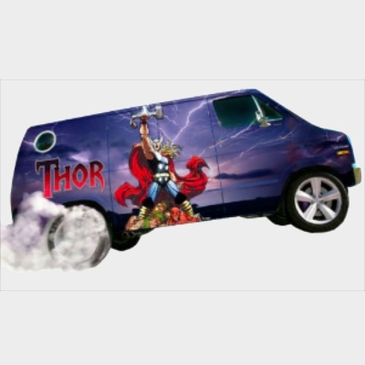 For Asgard! A Mighty Thor Mix