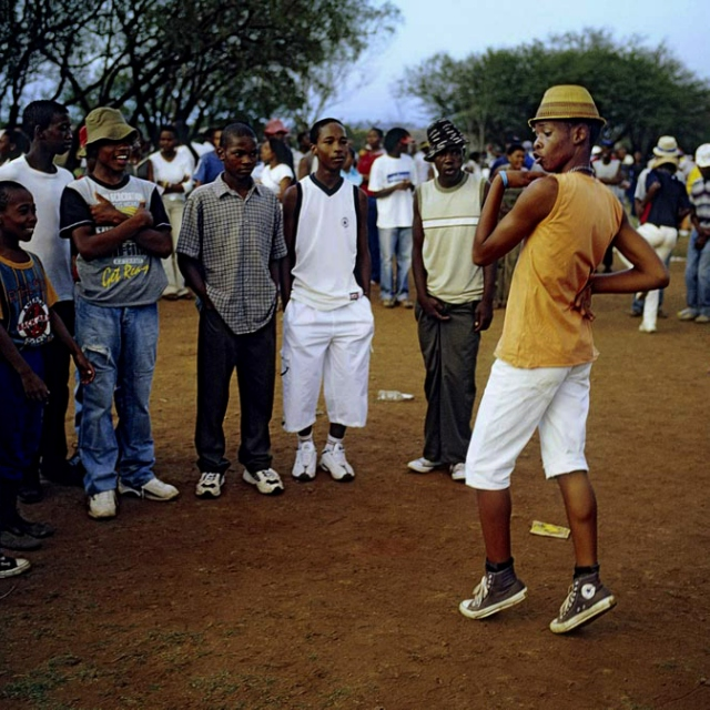 Old school kwaito - where were you?!