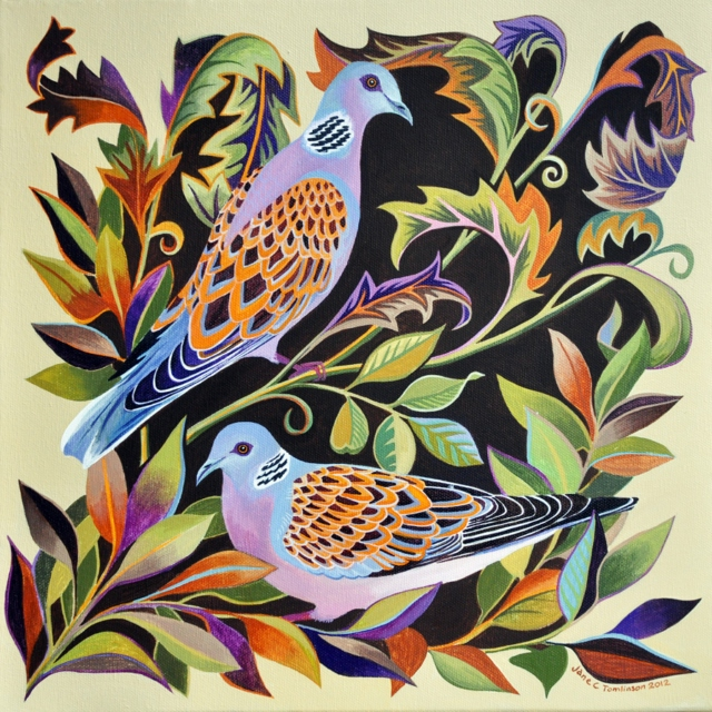 Two Turtle Doves Duet
