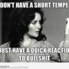 No Short Temper