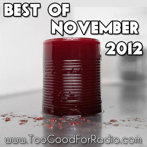 Download The 100 Best Songs of November 2012