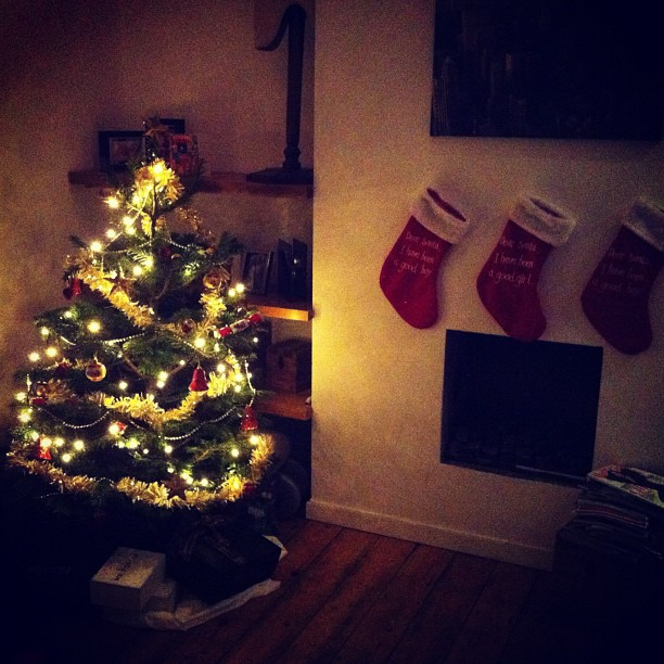 Not so cold Xmas Playlist