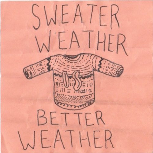 songs for sweater weather