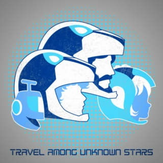 Travel Among Unknown Stars