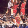 That Time John Starks Dunked