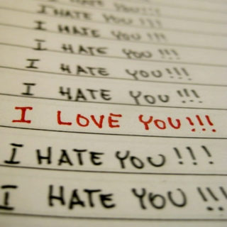 I hate that I love you