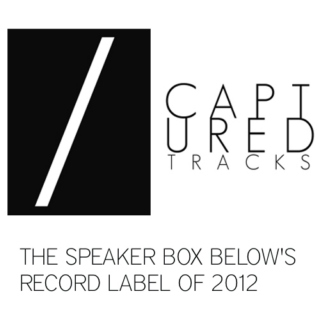 Record Label of the Year 2012 Mini Mix