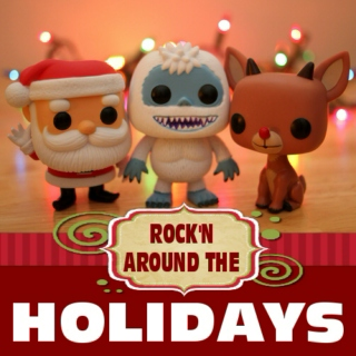 ROCK`N AROUND THE HOLIDAYS