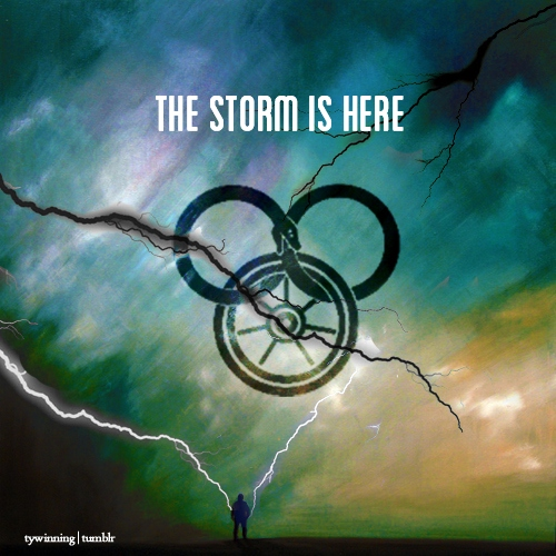 The Storm is Here