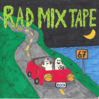 RAD MIX TAPE (groovy)