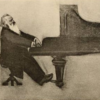 Brahms and the Piano