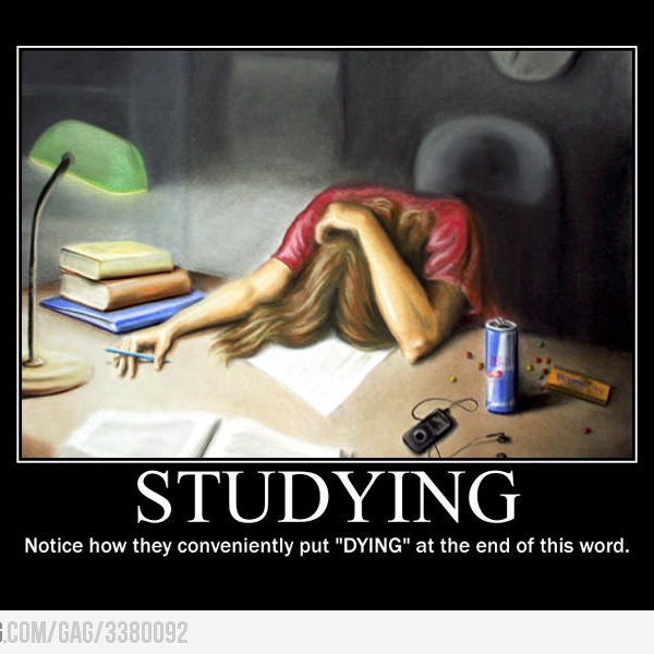 Exams are Life Ruiners.
