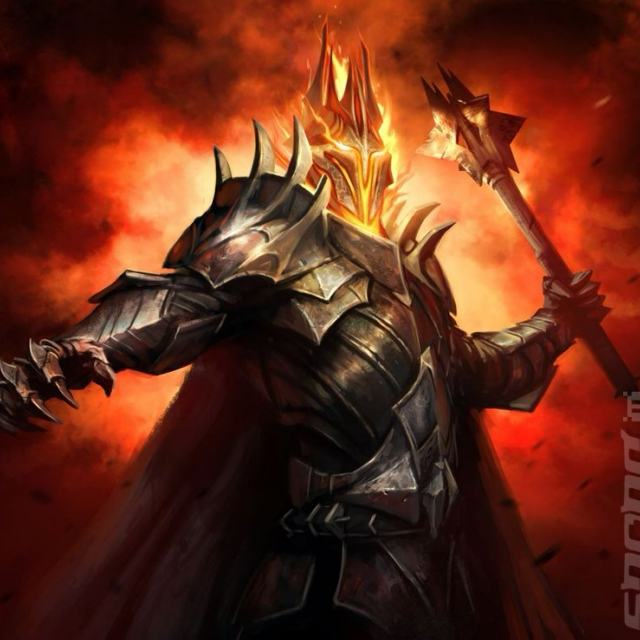 A Heavy Metal Middle Earth