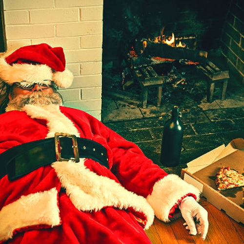 It's Christmas and You're Boring Me