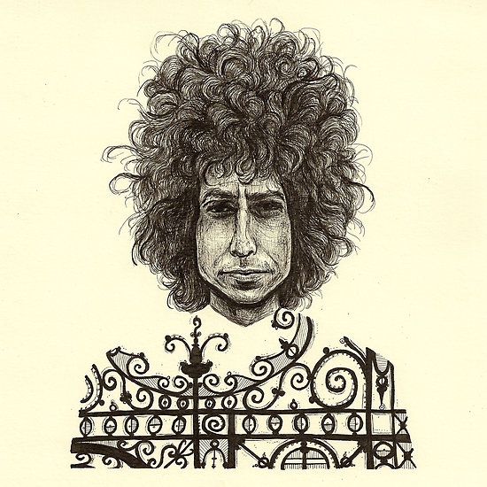 Alive With Fiery Breath: A Bob Dylan Covers Assortment