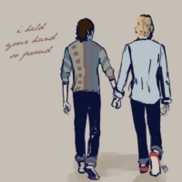 i held your hand so proud: an enjolras/grantaire fanmix