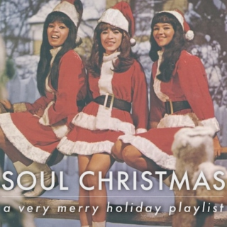 Soul Christmas: A Very Merry Holiday Playlist
