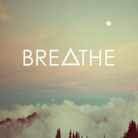 Breathe in; Calm your mind
